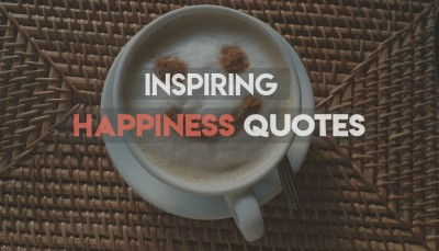 Inspirational Quotes on Happiness